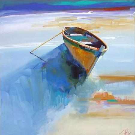 Penny Craig Trewin - Low Tide 1