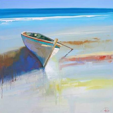 Penny Craig Trewin - Low Tide 2