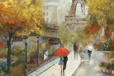 Pearce Allison – Parisian Avenue