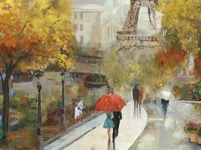 Pearce Allison – Parisian Avenue