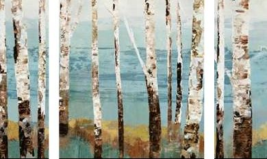 Pearce Allison - Birch Reflection - 3