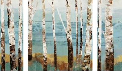 Pearce Allison – Birch Reflection – 3