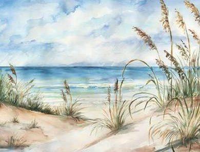 Tre Sorelle Studios - Seaview Landscape