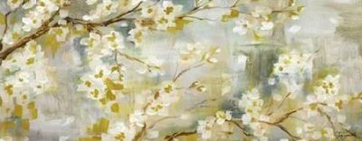 Tre Sorelle Studios – Golden Cherry Blossoms Panel