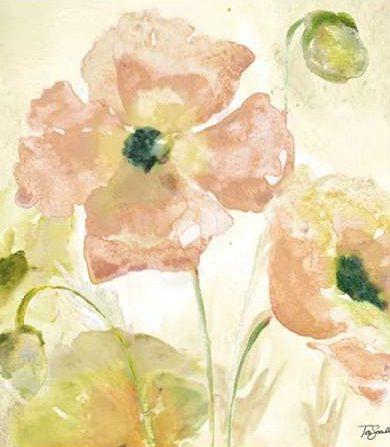 Tre Sorelle Studios - Watercolor Blush I