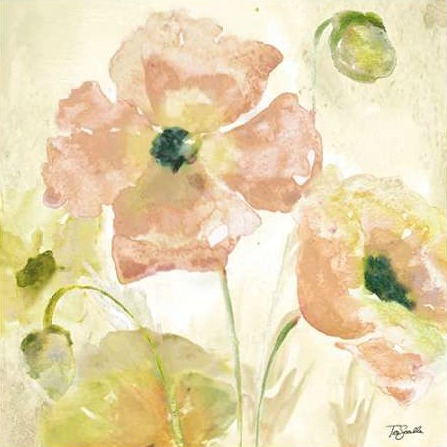 Tre Sorelle Studios - Watercolor Blush I