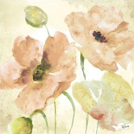 Tre Sorelle Studios - Watercolor Blush II