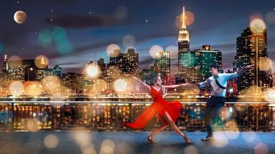 Dianne Loumer – Dancin' in the Moonlight