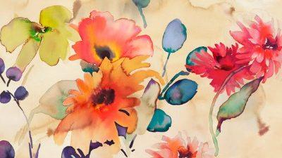 Kelly Parr – Floral Fireworks