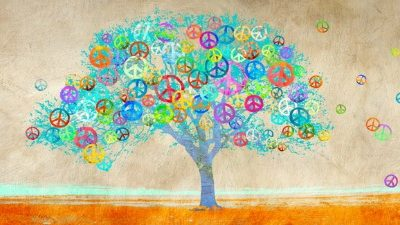 Malia Rodrigues – Tree of Peace