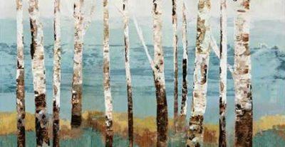 Pearce Allison – Birch Reflection