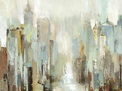 Pearce Allison – Misty City