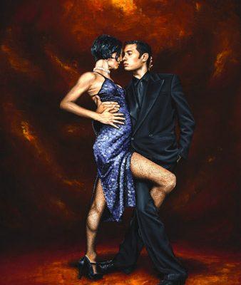 Richard Young – Held in Tango