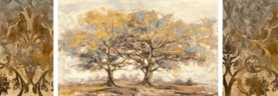 Lucas – Golden trees - 3
