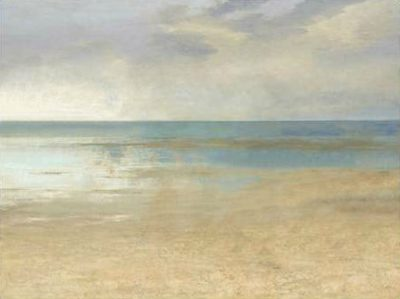 McKee Christy – Pastel Seascape I