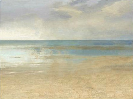 McKee Christy - Pastel Seascape I