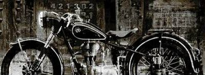 Matthews Dylan – Vintage Motorcycle