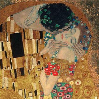 Klimt Gustav – Il bacio