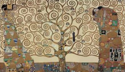 Klimt Gustav – The Tree of Life (Stoclet Fri)