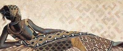 Leconte Jacques – Femme Africaine V