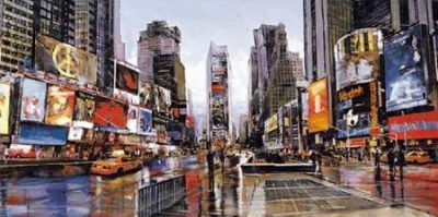 Daniels Matthew – Evening in Times Square