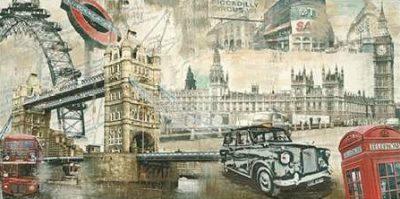Burke Tyler – London