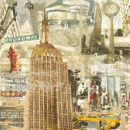 Burke Tyler - In New York City