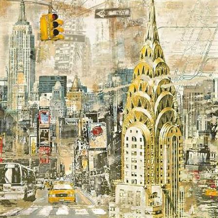 Burke Tyler - In Manhattan