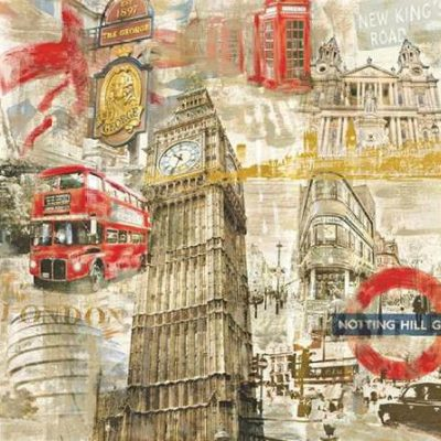 Burke Tyler – In London