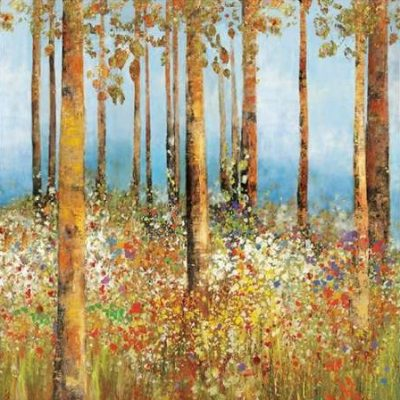 PI Studio – Field of Flowers I