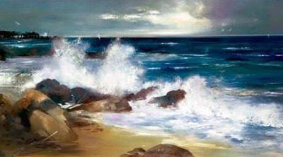 Di Scenza Ron – At the Shoreline