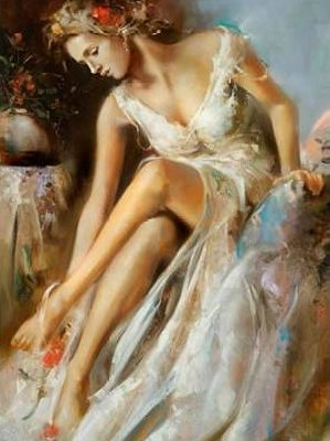 Di Scenza Ron – Woman Primavera