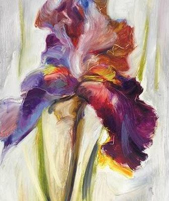 Zielinska Maria – Colors of Iris I