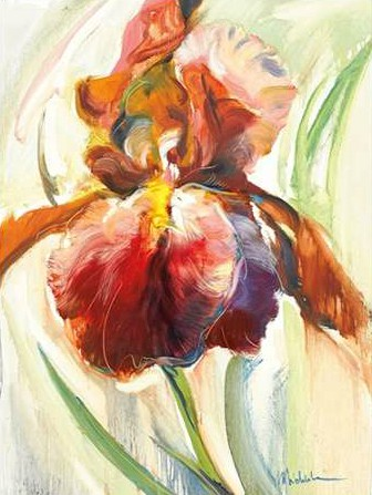 Zielinska Maria – Colors of Iris II
