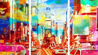 Eric Chestier – Times Square 2.0 – 3