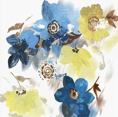 Jensen Asia - Glitchy Floral I