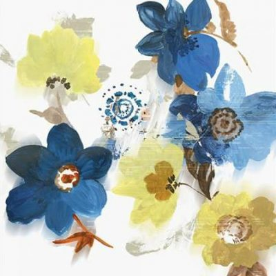 Jensen Asia – Glitchy Floral II