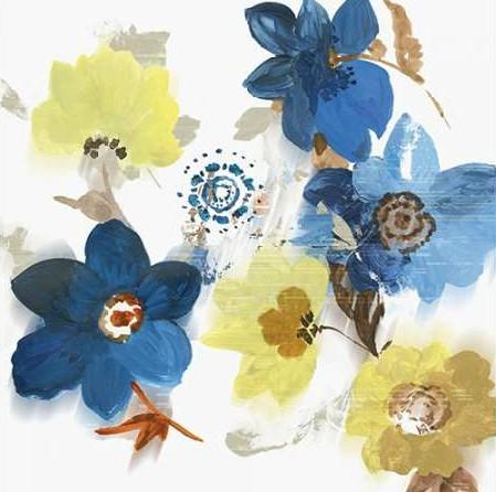Jensen Asia - Glitchy Floral II