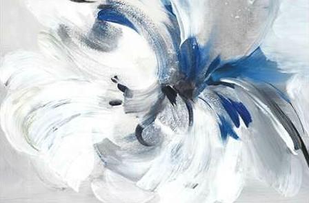 Mravyan Valeria - Blue Flower II