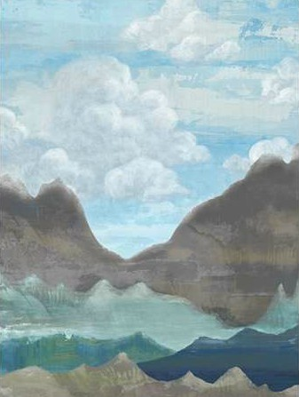 Ciullini Andrea – Cloudy Mountains II