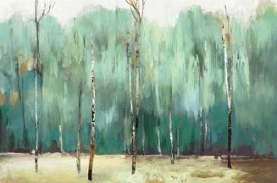 Pearce Allison – Teal Forest