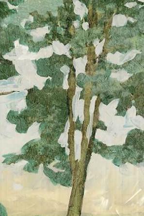 PI Galerie – Green Tree Line II