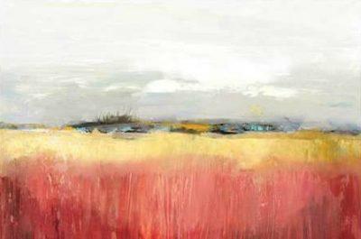 PI Studio – Yellow Landscape