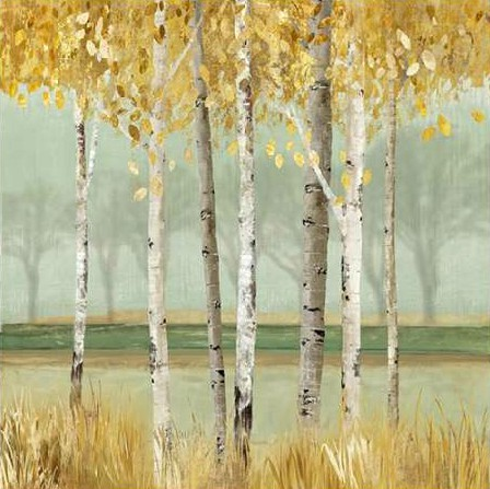 Pearce Allison - Golden Birch