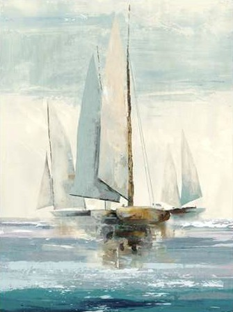 Pearce Allison – Quiet Boats I