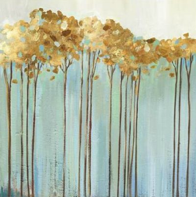 Pearce Allison – Teal Trees I