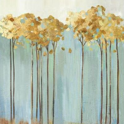 Pearce Allison – Teal Trees II