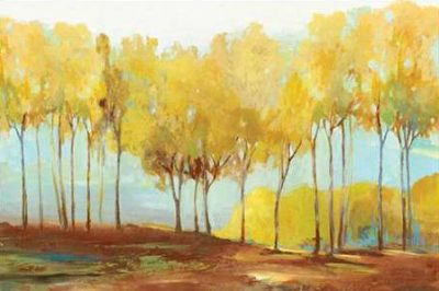 Pearce Allison – Yellow trees