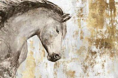 PI Galerie – Equestrian Gold V