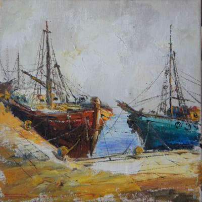 Σερεμέτης Κλεάνθης – Λιμάνι